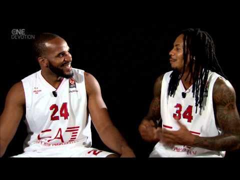 One-On-One interview: Samardo Samuels & David Moss, EA7 Emporio Armani Milan