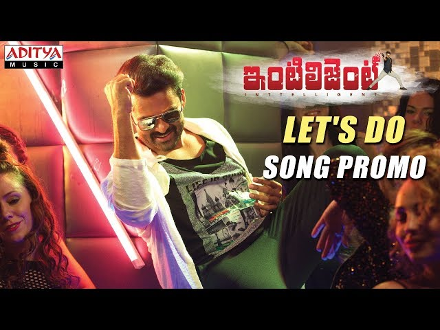Let's Do Video Song Promo | Inttelligent Movie Songs | Sai Dharam Tej | Lavanya