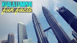 10 fun facts about KUALA LUMPUR