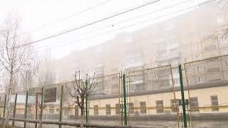 Из за густого тумана в Саратове задержано несколько авиарейсов