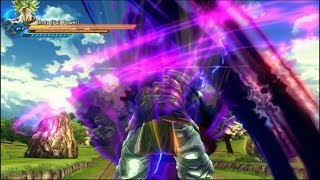 #6 The Legendary Super Saiyan Demon ( DBZ: The LSSJ Reborn ) -DBXV2