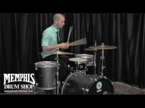 First Look: Yamaha Rock Tour Series Drum Kit Demo by Ryan Peel at Memphis Drum Shop