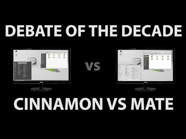 Linux-mint-cinnamon-vs-mate