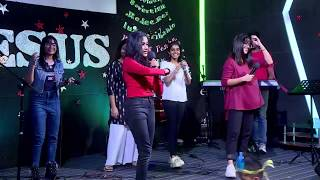 The Ark Victory Church - Victory Kids, Christmas Tree- 01/12/2019