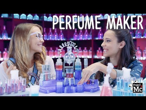 Project Mc² | Perfume Maker :30 Commercial | DIY Cosmetic Chemistry Science Experiment Kit