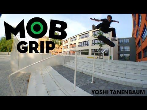 Image for video Yoshi Tanenbaum for MOB Grip