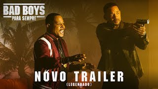 BAD BOYS PARA SEMPRE | NOVO TRAILER LEGENDADO | EM BREVE NOS CINEMAS
