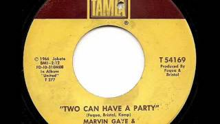 MARVIN GAYE & TAMMI TERRELL - TWO CAN HAVE A PARTY (TAMLA)