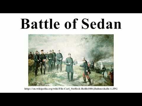 Battle of Sedan