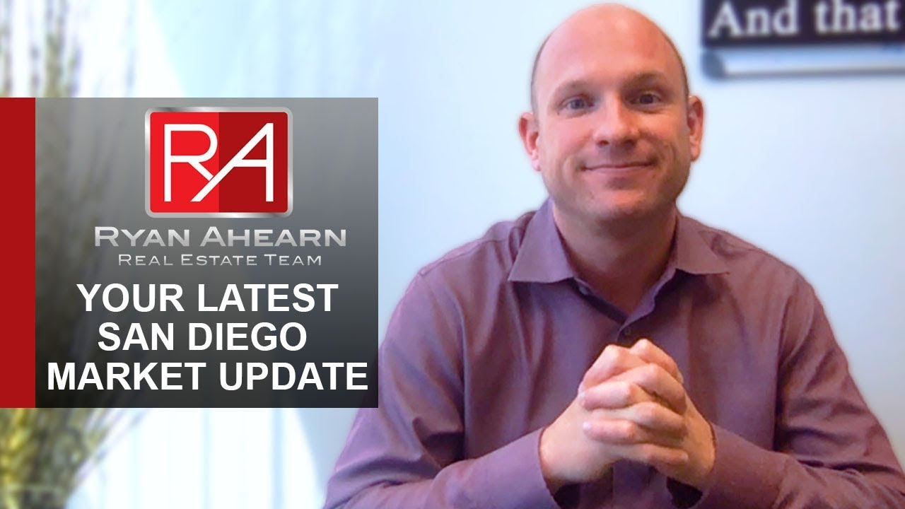 The Latest Numbers From Our San Diego Market