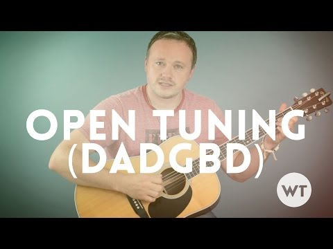Download Guitar Lesson: Alternate Tuning - DADGBD Mp4 HD Video and MP3
