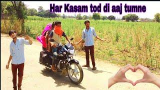 Har kasam tod di aaj tumne (full video song) -Agam Kumar