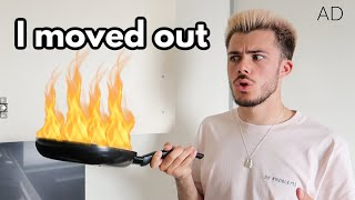 Vlog: I Moved To London On My Own And This Is What Happened