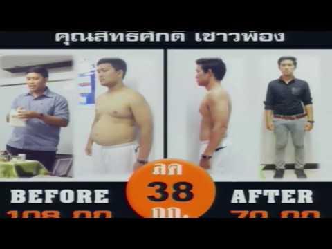 ลดน้ำหนักถ้าเนื่องจาก dysbiosis