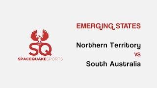 Emerging States Championships | Tasmania vs South Australian Under 21's | Kholo.pk