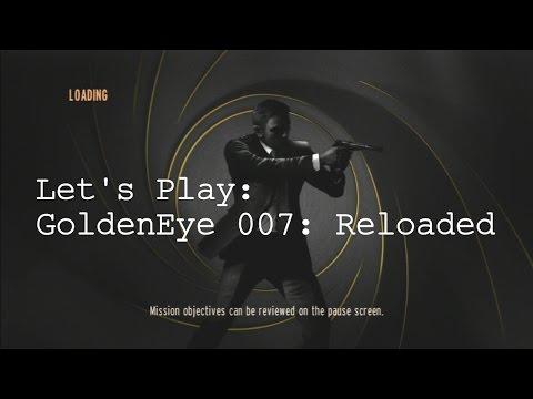 Let's Play | GoldenEye 007: Reloaded, Mission 1, Part i | Dam