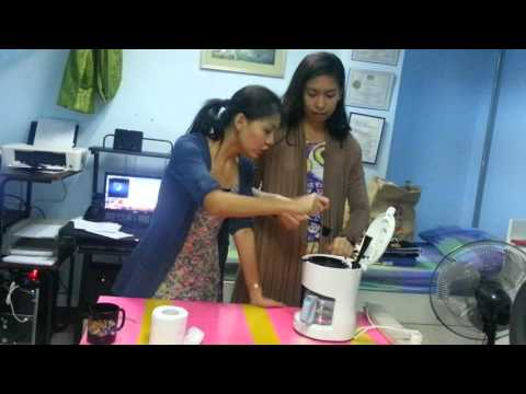 How to brewed coffee using philips coffee maker..