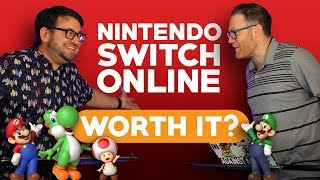 Is Nintendo Switch Online worth it? | Nope, Sorry