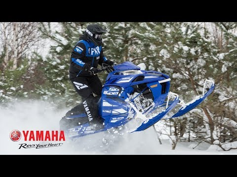 2019 Yamaha Sidewinder X-TX LE 141 in Dimondale, Michigan