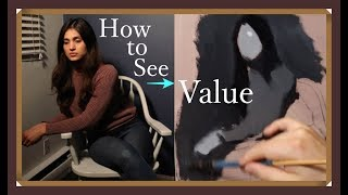 The Daily Yupari   LEARNING TO SEE VALUE - Painting a Value Study