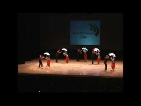 Desi Dhamaka 2008: Act 9: Bollywood Express (видео)