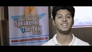 Manthan SVK Shakurpur MV Speaker Of The Year 2015 Round 1