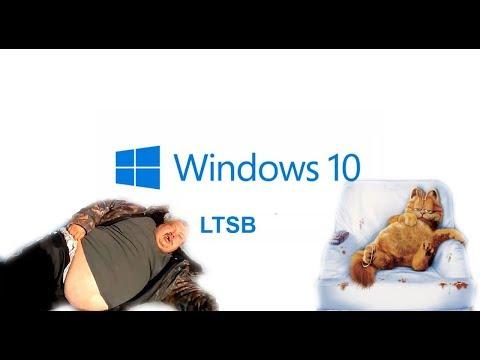 Установка Windows 10 LTSB для ленивых и новичков. Легко, просто и быстро
