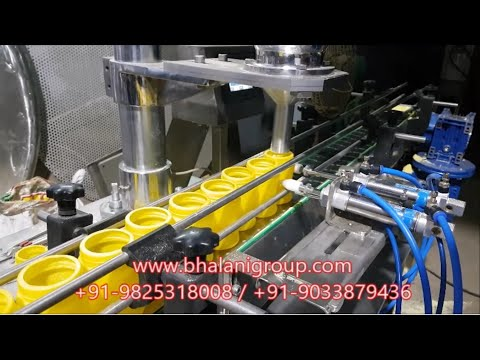 Automatic Auger Powder Filler Machine