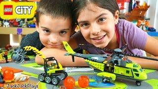 Download Lego Toy Trucks and Helicopter Unboxing, Time-lapse Build