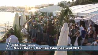 Nikki Beach Cannes Film Festival 2 Part 3