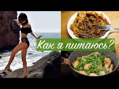 Диета для похудения живота и боков для женщин простое меню на неделю