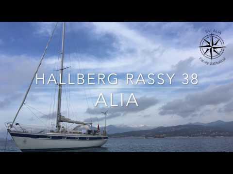 1981 Hallberg-Rassy 38 Lefkas, Greece - Williams and Smithells