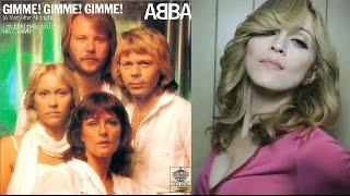 ABBA VS Madonna: Gimme gimme gimme (1980) - Hung up (2005) Sub español