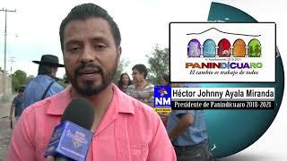 Se hará la Limpieza del Rio Angulo para que no exista afectaciones a los Productores: Héctor Johnny