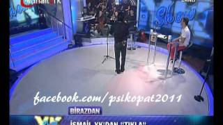 İsmail YK   Şappur Şuppur {Canlı} (14.09.11  YK Show)