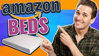 The Best Amazon Mattress (Top 6 RIGHT NOW!)