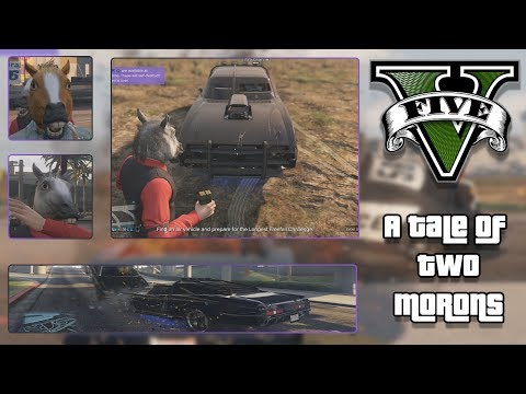 GTA V: A Tale of Two Morons - Part 2