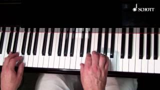 Improvising Blues Piano - 1. Walking Basslines
