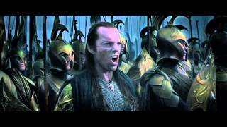 Баллада о древнерусском воине. Фанатский клип. Ария.