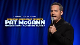 Comedy Dynamics: Pat McGann Trailer