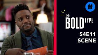 The Bold Type | Season 4 episode 11 | Extrait 1 : Jane Finds Out Alex's Secret (VO)