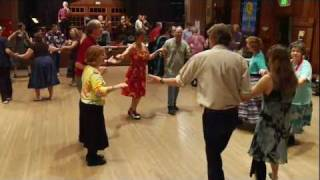 The Auctioneer Square Dance