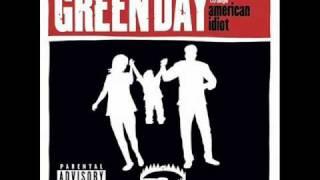 Green Day - Governator (Extra Track)