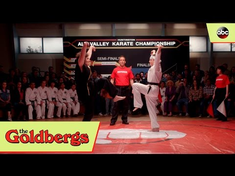 Download Adam Goldberg Vs. Adam Goldberg Karate Kid Tribute - The Goldbergs 4x16 HD Mp4 3GP Video and MP3