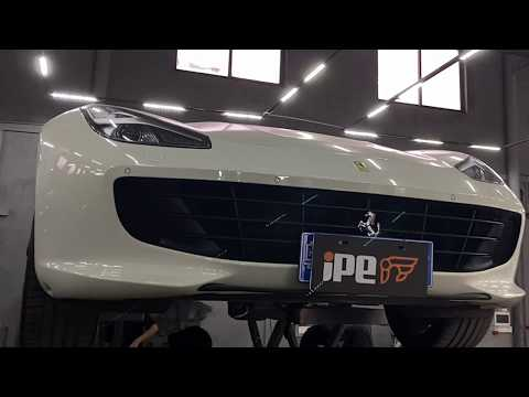 Ferrari GTC4LussoT x Full iPE exhaust sound