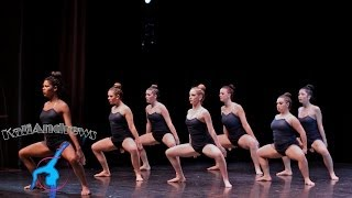 When Darkness Becomes Light | Contemporary Dance by KaliAndrews Dance Company