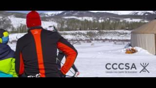 Cross Country Skiing Colorado — Defy Gravity & Fly