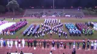 preview picture of video 'HD 2009 Mililani Trojan Bandfest- Part 3: Festival Ratings & Sweepstakes (Awards Ceremony)'