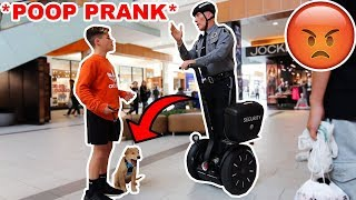 WALKING MY PUPPY IN THE MALL! *KICKED OUT*