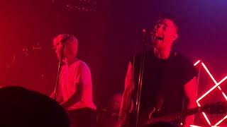 "The Score NEW SONG ""Stay"" LIVE In Los Angeles (Pressure Tour 2019)"